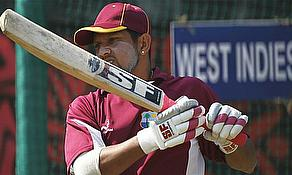 Sarwan And Taylor Star In Last-Ball Thriller