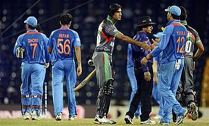 India Down Brave Afghanistan By 23 Runs