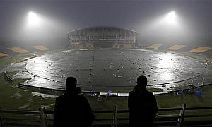 Sri Lanka Struggle Before Rain Washes Out Final ODI