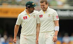 Australia Decide To Rest Hilfenhaus And Siddle