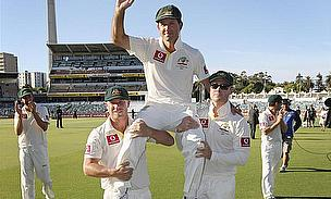Ponting Admits To Nerves During Farewell Test