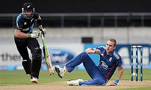 Guptill Finds Form Before Tour Game Is Drawn
