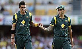 Starc Takes Five As Australia Thump West Indies