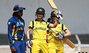 Australia Crush Sri Lanka To Reach World Cup Final