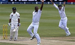South Africa Take Win After Dramatic Pakistan Collapse