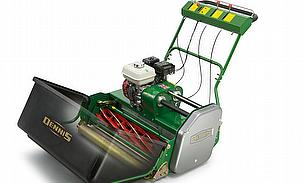 Dennis G660 G760 G860 Cricket Outfield Mowers