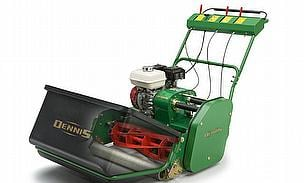 Dennis G560 G680 Cricket Square Mowers