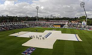 Opening Champions Trophy Warm-Up Game Washed Out