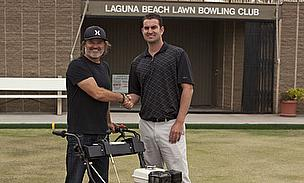SISIS The Choice Of Laguna Beach Lawn Bowling Club