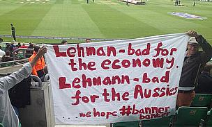 Ashes Banner Banter Begins - Win £5,000