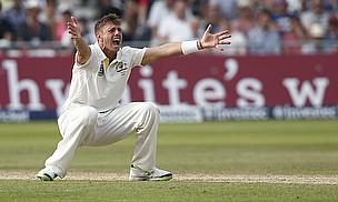 Injury Ends Pattinson's Ashes Series