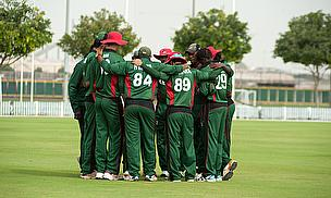 Kenya players