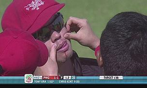 Highlights - Hong Kong, Netherlands Qualify For ICC WT20 2014