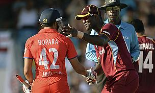 Ravi Bopara and Darren Sammy