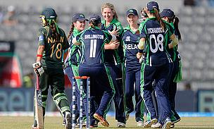 Pakistan Finish By Beating Ireland