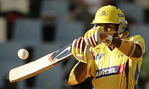 The Chennai Super Kings were up to second in the table after beating the Rajasthan Royals