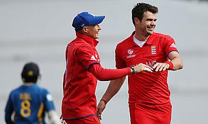 Joe Root, James Anderson