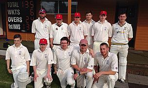 Sacriston Colliery CC will now head to Wales as their cup run continues