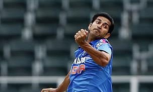 Mohit Sharma took four wickets - and Stuart Binny six - as India thrashed Bangladesh to go 2-0 up in the series