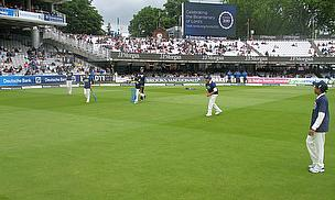Harrow St Mary's Colts got the chance to play Kwik Cricket at Lord's this weekend