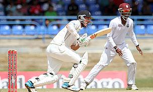 New Zealand Frustrate West Indies