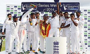 To the victors the spoils as Sri Lanka celebrate a first full Test series win in England