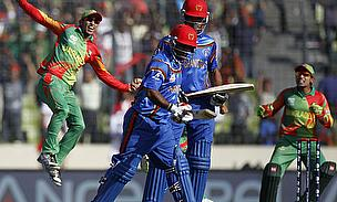 Action from Afghanistan against Bangladesh