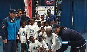 Another successful series of clinics were run by the Cricket School of Excellence in June and July