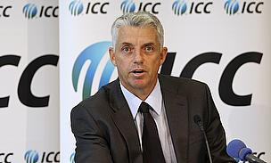 David Richardson, ICC chief executive