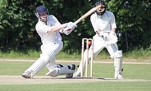 Action from Harlow Town Cricket Club