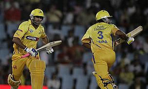 MS Dhoni and Suresh Raina are two key players for the Chennai Super Kings