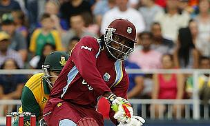 Chris Gayle hits out against South Africa