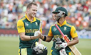 South Africa Hold Off A Spirited Zimbabwe In High-Scoring Game