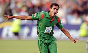 Shafiul Islam Replaces Al-Amin Hossain In Bangladesh Squad