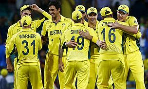 Follow Through - Australia Brush Aside India To Reach Finals