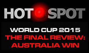 Hot Spot - World Cup Final Review
