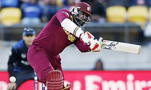 Chris Gayle hits out