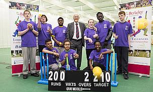 Newham beat Kingston to win the LTDCC final