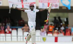 Cricket World Player Of The Week - Jermaine Blackwood