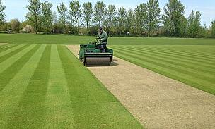It's all systems go for club groundsmen this month