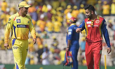 Chennai, Bangalore Battle For A Spot In IPL Finals