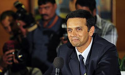 Rahul Dravid named as coach of India A and U-19 teams