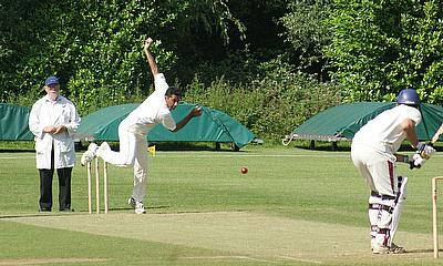 Monty Jivraj impressed again, taking three wickets for the second XI