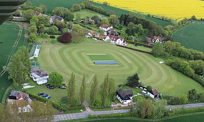 High Roding CC in the heart of Essex