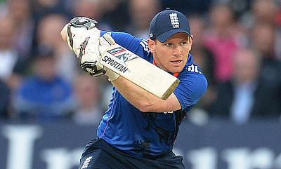 Eoin Morgan soaks in record chase