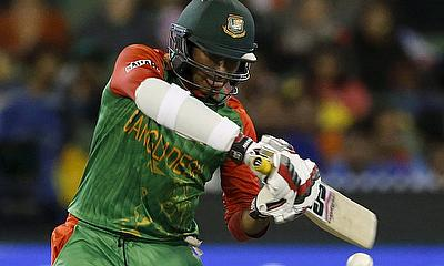 Soumya Sarkar hits out