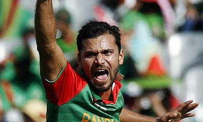We have to play with self-belief - Marshafe Mortaza