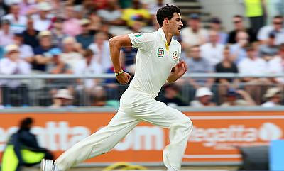 There won't be any letup in aggression - Mitchell Starc