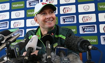 As captain of this team I need to be more disciplined - Michael Clarke