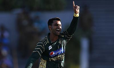 Hafeez suspended by ICC from bowling for a year